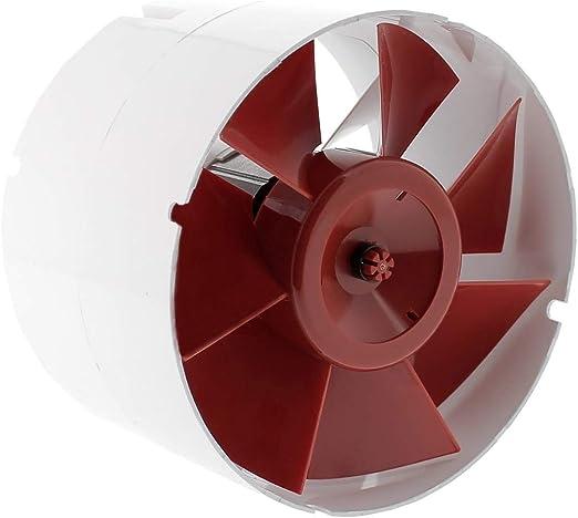 Extractor de aire en línea Helicoidal Vents VKO1 305 m³/h (150mm ...