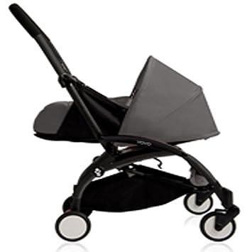 Amazon Com Babyzen Yoyo Newborn Plus Black With Grey Baby