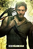 Daryl Dixon Walking Dead Television Poster 24 x 36in