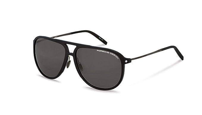 Amazon.com: Auténtico Porsche Design P 8662 A - Gafas de sol ...