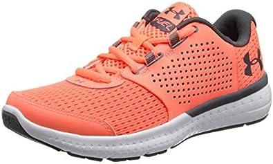 Under Armour Micro G Fuel RN 1285487-40, Zapatillas de Entrenamiento para Mujer, Naranja (Orange 1285487/404), 38.5 EU: Amazon.es: Zapatos y complementos