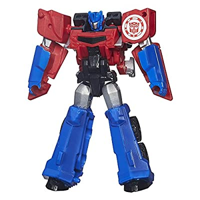 Transformers Robots in Disguise Legion Class Optimus Prime 4-Inch Figure