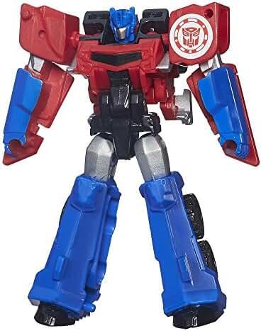 Transformers Robots in Disguise Legion Class Optimus Prime 4-Inch Figure
