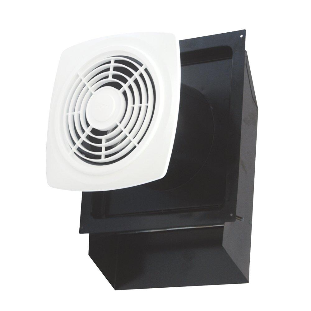 Air king ewf 180 through the wall exhaust bath fan ebay for Bathroom exhaust fan