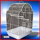 Dahak International Ltd Jingles Bird Cage Suitable For Lovebirds,Finch ,Canary,Parakeet Size Birds