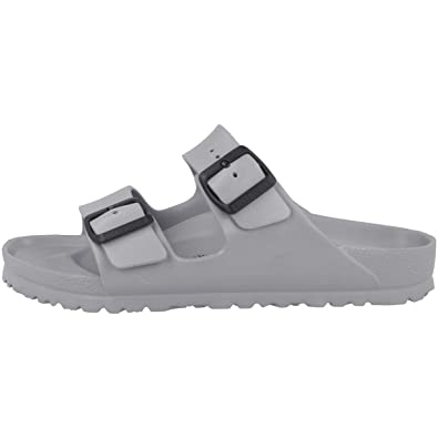 9eb3d0751894e4 BIRKENSTOCK Weiblich Arizona Eva normal Pantolette  Amazon.de ...