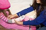 Stay On Sputtens Sock Puppet Mittens, Water