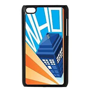 High quality TV doctor who series-doctor who Tardis protective case cover FOR Ipod Touch 5HQV479702835