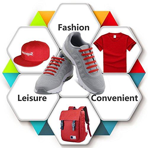 Size Adult Silicona Boots Del Tablero Plano Zapatos Atletismo De Sneaker Y Impermeables Cordones Multicolor Elástico Los Adultos Homar Atlética Sin Niños Corbata Con Red Para qAwB7gBF