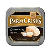 The Kitchen Table Bakers Gourmet Cheese Crackers, Everything, 85g