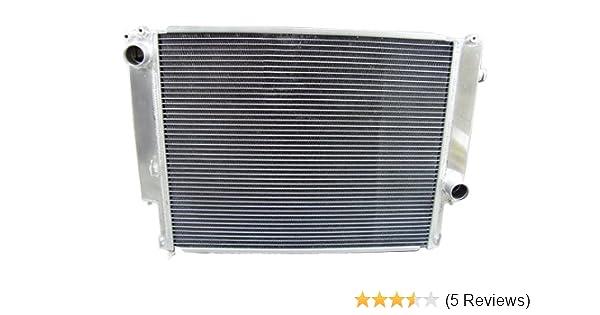 MMRAD-E36-92 92-99 BMW E36 Manual Aluminum Radiator Mishimoto