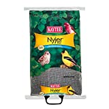 Kaytee Nyjer Seed is the best single grain seed for attracting many varieties of finches and small songbirds with smaller beaks.
