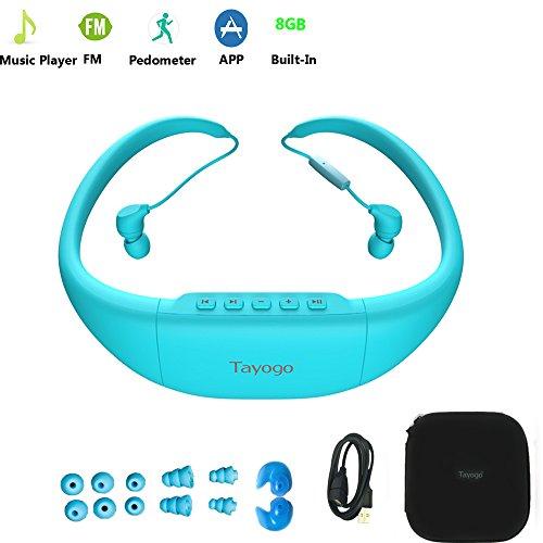Tayogo Waterproof Headphones Earhphones Built Underwater product image