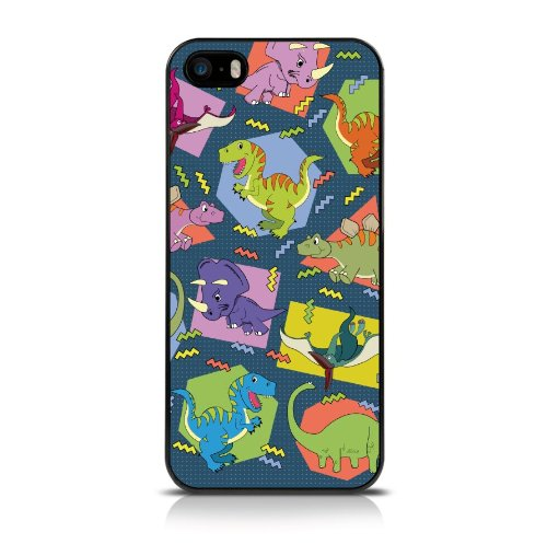 "Call Candy Schutzhülle für iPhone 5S ""Dinky Dinos "", Multicolor"