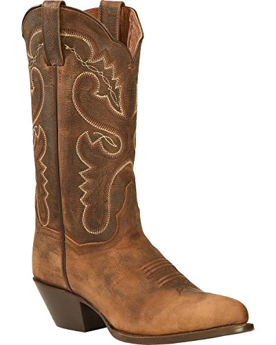 Dan Post Women's Marla Western Boot,Bay Apache,8 M US