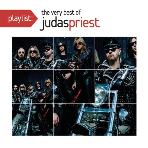 PLAYLIST: THE VERY BEST OF JUDAS PRIEST(CD-EXTRA) (The Very Best Of Judas Priest)