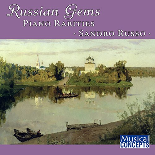 - Russian Gems: Piano Rarities