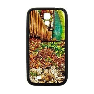 Attractive Hill Bridge Custom Protective Hard Phone Cae For Samsung Galaxy S4