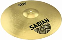 Sabian SBR1811 SBR Series Pure Brass 18-Inch Crash/Ride Cymbal