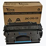 V4INK ® New Compatible Canon 120 Toner Cartridge-Black (2617B001AA), Office Central