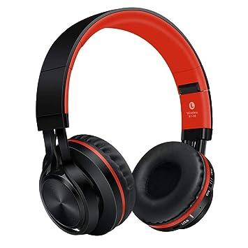 KHGKG Auriculares Bluetooth Estéreo Auriculares inalámbricos ...