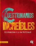 Cuestionarios Increibles, Rick Bundschuh and E. G. Von Trutzschler, 0829751637