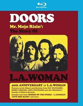 The Doors Mr. Mojo Risinu0027 The Story of L.A. Woman [Blu  sc 1 st  Amazon.com & Amazon.com: The Doors: Mr. Mojo Risinu0027: The Story of L.A. Woman [Blu ...