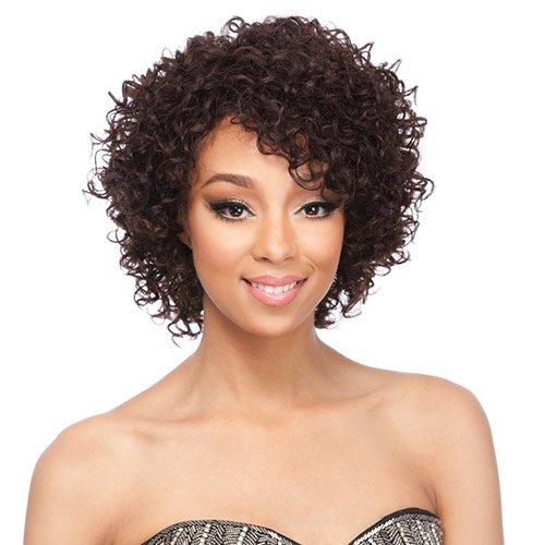 - It's a Wig It's A Cap Weave Human Hair Wig HH CLAIRE (1B)