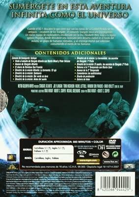 Stargate Atlantis Temporada 1 [DVD]: Amazon.es: Joe Flanigan ...