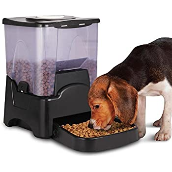 Pet Supplies Automatic Pet Feeder Large Dogs And Pigs