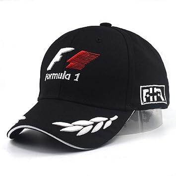 real mejor valorado precios increibles 60% de descuento TTXSKX Gorras De Béisbol De Fórmula 1 para Hombre Sombreros ...