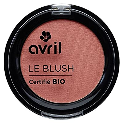 Avril Natural Organic Powder Blusher EcoCert 2.5g - Pink Glamor (Rose Eclat)