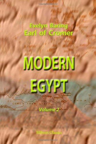 Modern Egypt: Volume 2