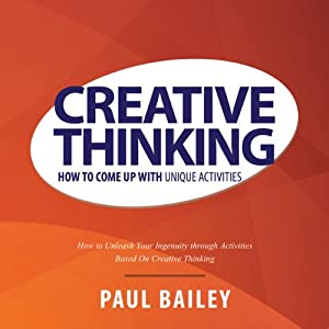 Creative Thinking Audiobook