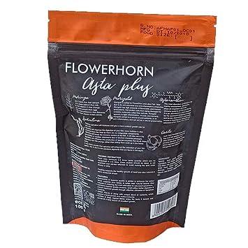 AMBER Taiyo Asta Plus Flowerhorn Food Pouch (100 g)