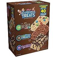 Kellogg's Rice Krispies Treats Variety Pack (40 ct.)