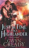 Just in Time for a Highlander (Sirens of the Scottish Borderlands)