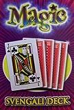 Svengali Card Deck Magic Trick Playing Cards