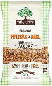 Granola Mãe Terra Frutas e Mel Sem açúcar 800g
