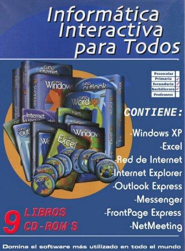 Informatica Interactiva Para Todos, 9 T. + 9 Cds. Precio En ...