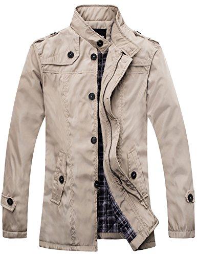 Athletic Cotton Coat - 8