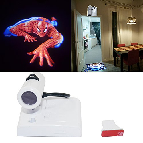 Spoya Spiderman wireless projector decoration product image