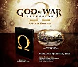 God of War: Ascension Special Edition (PS3) UK IMPORT REGION FREE