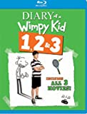 Diary of a Wimpy Kid 1, 2 & 3 [Blu-ray]