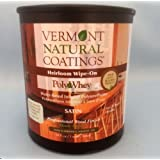 Vermont Natural Coatings Poly Whey Furniture Finish Clear