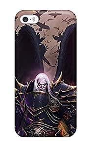 High Impact Dirt/shock Proof Case Cover For Iphone 6 plus 5.5 (gothic Dark Angel Abstract Dark)
