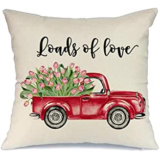 Valentine's Day decor | valentines day decor | toss pillows for valentines day decor | toss pillows | valentine | valentines day | decor | home decor