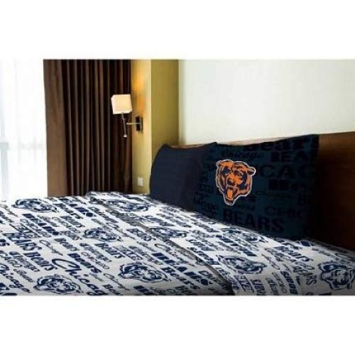 Bears Sheet Sets Chicago Bears Sheet Set Bears Sheet Set