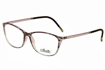 66cec0ebe1 Amazon.com  Silhouette Eyeglasses SPX Illusion 1563 6050 Full Rim ...