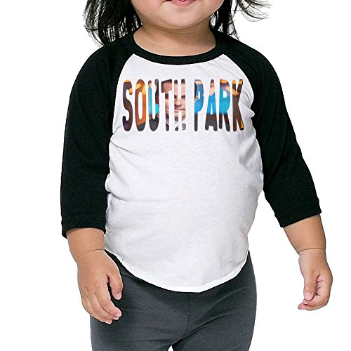 Carina-Childrens-Middle-Sleeve-South-Park-T-Shirt